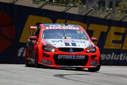 James Courtney et Jack Perkins, Holden Racing Team