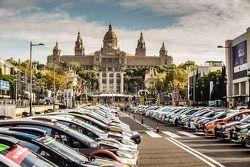 ناصر العطية، رالي إسبانيا