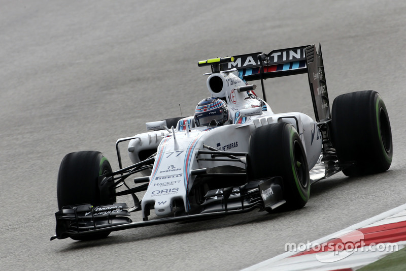 2015: Williams-Mercedes FW37