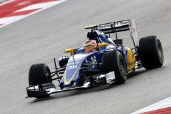 Raffaele Marciello, Pilote d'essais et de réserve Sauber C34
