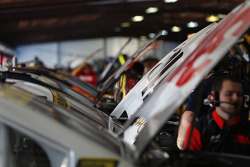 Die NASCAR-Garage