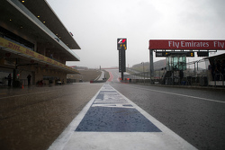 Heavy rain cancelled FP3