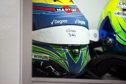 Kask: Felipe Massa, Williams