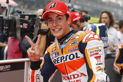 Segundo sitio Marc Márquez, Repsol Honda Team
