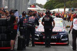 Craig Lowndes und Steven Richards, Triple Eight Race Engineering, Holden