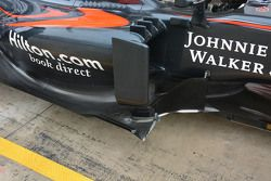 Detalle del McLaren MP4-30