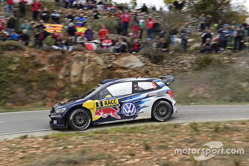 #34: Rallye Katalonien 2015