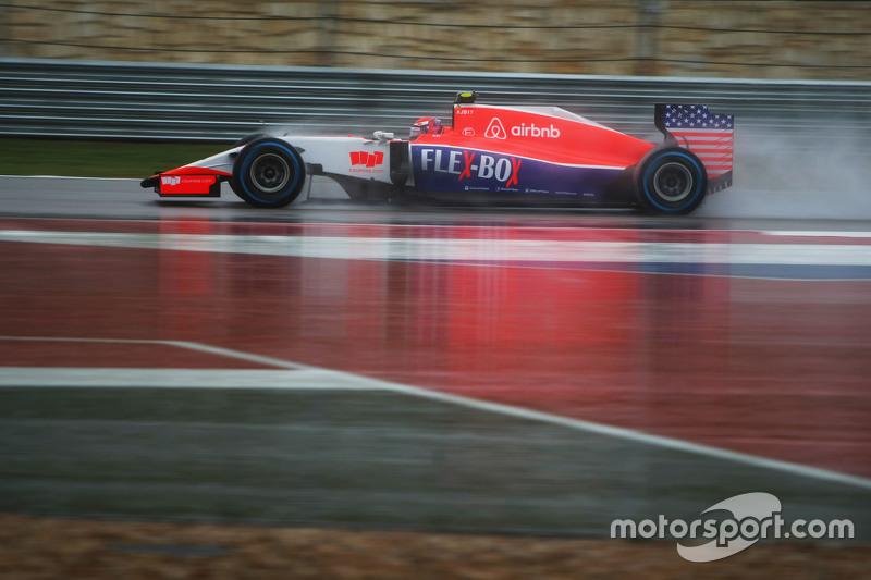 Александр Росси, Гран При США