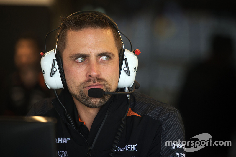 Марк Грей, Sahara Force India F1 Team