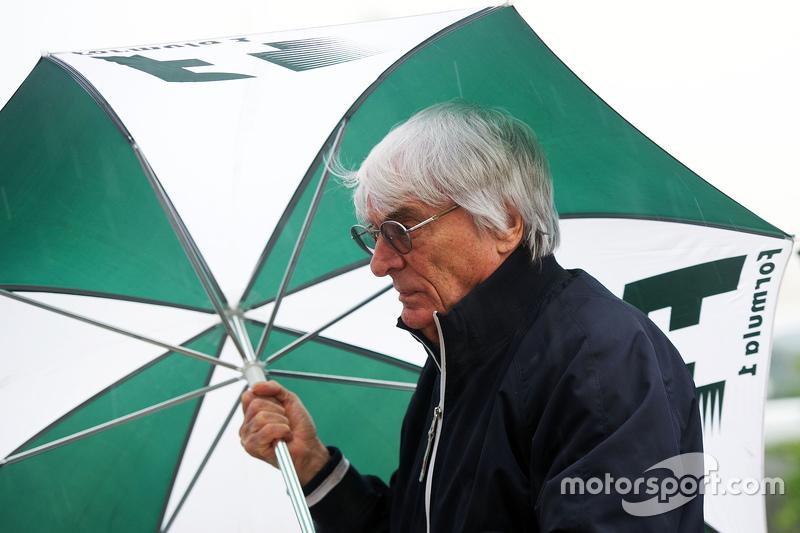 """""""He construido la Fórmula 1 a lo que es""""."""