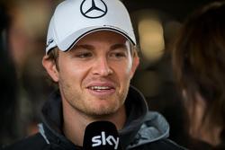 Nico Rosberg, Mercedes AMG F2