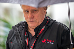Gene Haas, Haas Automotion President
