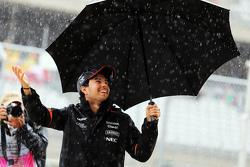 Sergio Perez, Sahara Force India F2