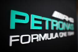 Логотип Mercedes AMG F1