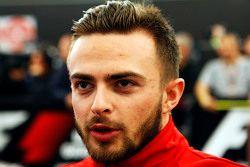Will Stevens, Manor Marussia F1 Takımı medya ile birlikte