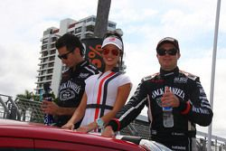 Rick Kelly y David Russell, Nissan Motorsports