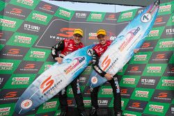 1. James Courtney and Jack Perkins, Holden Racing Team