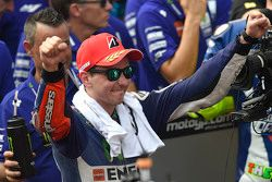 Le deuxième, Jorge Lorenzo, Yamaha Factory Racing