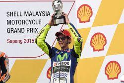 Подиум: третье место - Валентино Росси, Yamaha Factory Racing