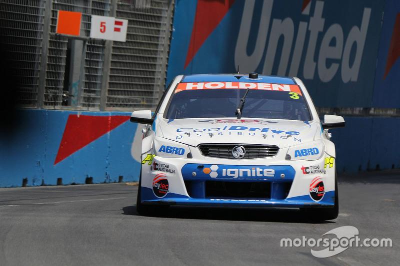 Tim Blanchard e Karl Reindler, Lucas Dumbrell Motorsport Holden