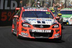James Courtney e Jack Perkins, Holden Racing Team