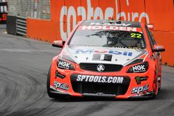 James Courtney en Jack Perkins, Holden Racing Team
