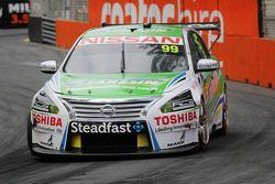 James Moffat en Taz Douglas, Nissan Motorsports