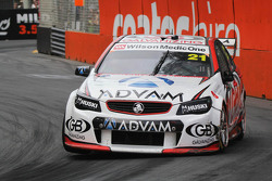 Dale Wood en Macauley Jones, Brad Jones Racing Holden