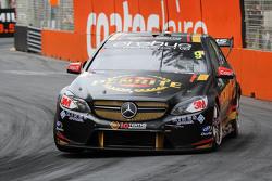 Will Davison en Alex Davison, Erebus Motorsport Mercedes
