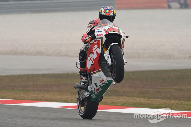 Jack Miller, Team LCR Honda at Malaysian GP