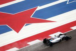 Valtteri Bottas, Williams FW37 sıralama turlarında