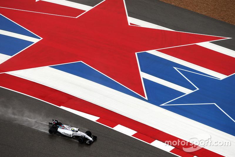 Felipe Massa, Williams FW37 in the qualifying session