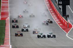 Race start