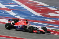 Alexander Rossi, Manor Marussia F1 Team