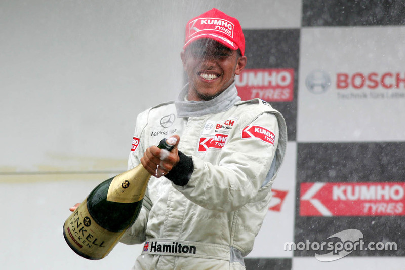 2005 Formula 3 Euro Series Champion