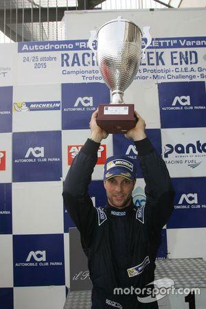 Giorgio Mondini, Eurointernational festeggia sul podio