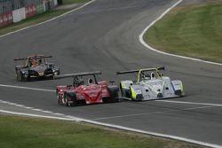 Filippo Vita, Progetto Corsa, Osella PA 21-CN2 #4 e Ranieri Randaccio, SCI, Lucchini P2 07 Honda-CN2