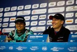 Nelson Piquet Jr., NEXTEV TCR Formula E Team y Jacques Villeneuve, Venturi Formula E Team