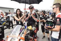 Stefan Bradl, Aprilia Racing Team Gresini con l'ombrellina