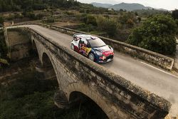 Stéphane Lefebvre e Stéphane Prévot, Citroën DS3 WRC, Citroën World Rally Team