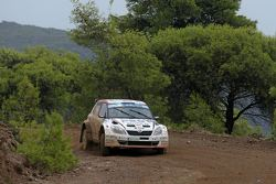 Antonin Tlustak e Ladislav Kucera SKODA Fabia S2000