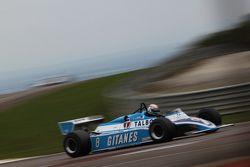 Rob Hall, Ligier JS/17