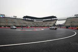 The stadium section