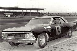 Mario Andretti, Chevelle at the Daytona 501