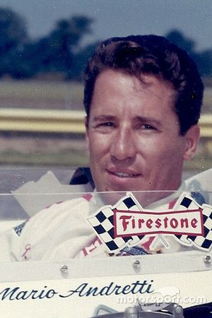 Mario Andretti, Indy 500, Rookie of the Year 1965