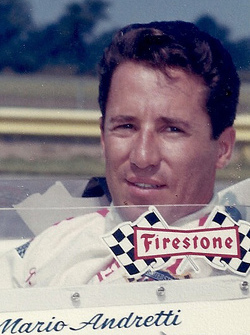 Mario Andretti, Indy 500 Novato del Año 1965