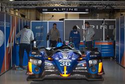 #36 Signatech Alpine A450b