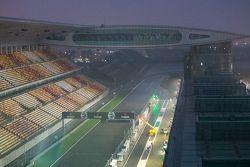 Shanghai International Circuit atmosphere