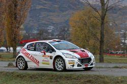Джонатан Хирши, Peugeot 208 T16