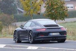 Porsche 911 R 2016 spyfoto